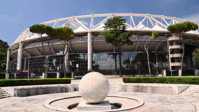 Стадио Олимпико Рим