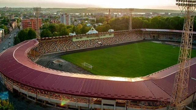 Стадіон Шухевича в Тернополі