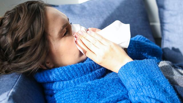 грип коронавірус