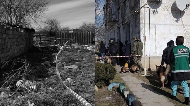 Тіло заховали неподалік дому: перші фото і відео з місця вбивства семирічної Марії Борисової