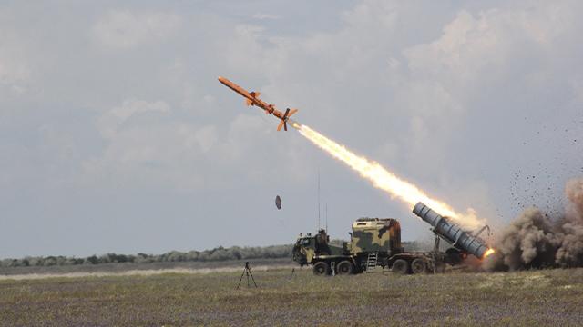 ВМС України отримають нові ракетні комплекси Нептун вже в березні