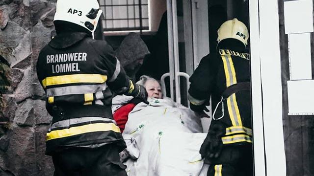 пожежа у будинку для літніх людей у Києві