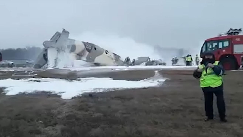 авіакатастрофа у казахстан