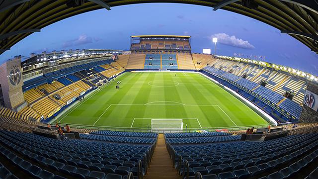 Стадион Вильярреала Эстадио де ла Серамика або Ель Мадригаль