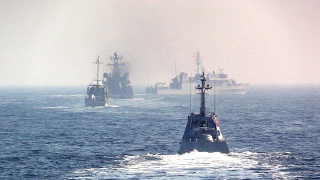 ВМС України провели тренування із морською протимінною групою НАТО