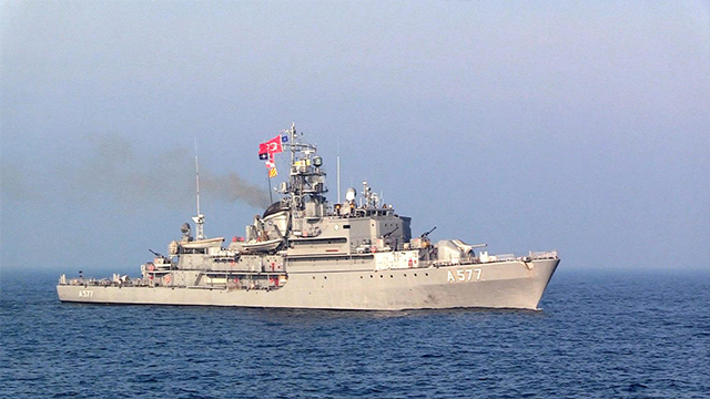 ВМС України провели навчання із кораблями НАТО – ФОТО