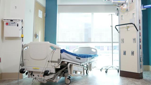 лікарня коронавірус