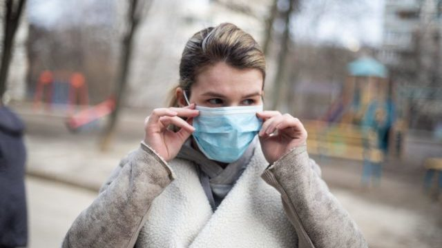 1 070 випадків за добу: статистика захворюваності на Covid-19 у Києві