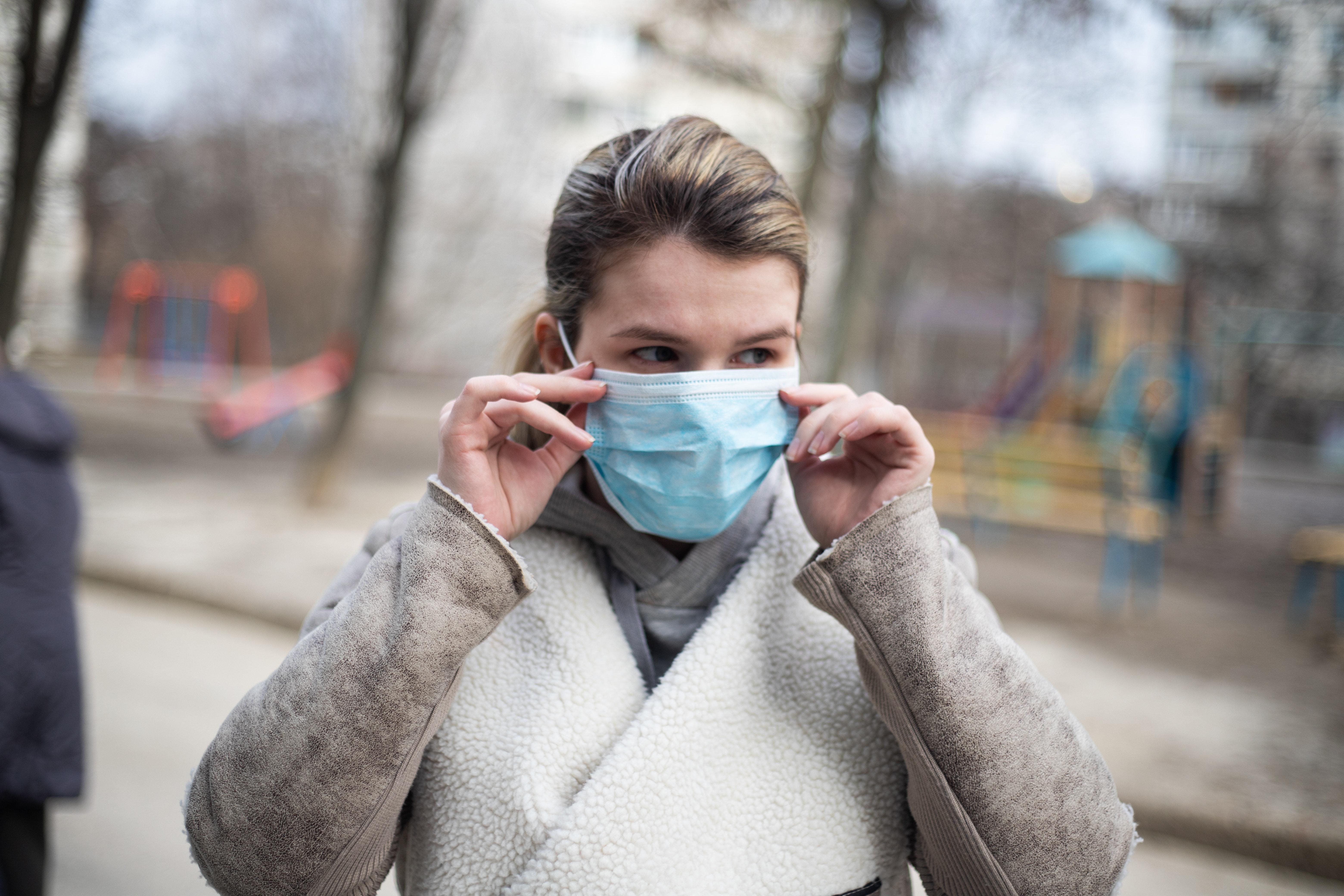 1 267 випадків за добу: статистика захворюваності на Covid-19 у Києві