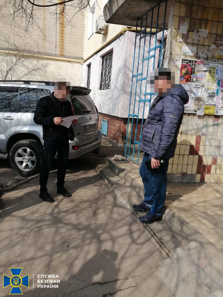 """Збирав розвіддані про ЗСУ: у Дніпрі затримали агента""""ДНР"""""""