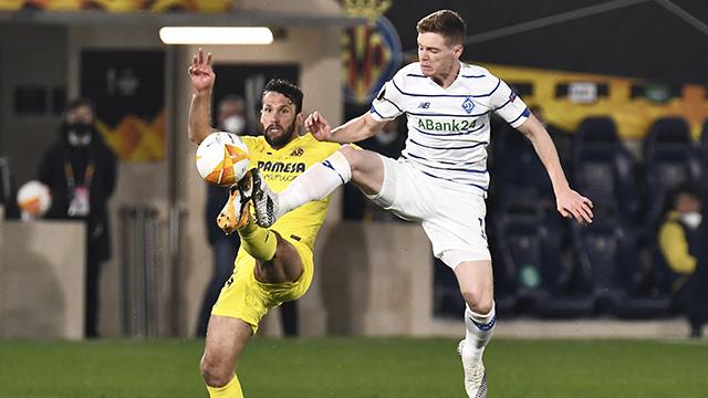 Динамо програло Вільярреалу в Іспанії, покинувши Лігу Європи