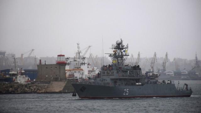 Чорне море_Морський щит 2021_навчання