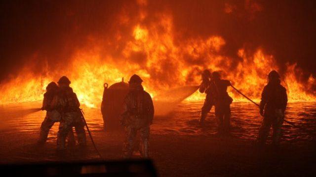 Пожежа у двоповерховому будинку: в Одесі помер рятувальник