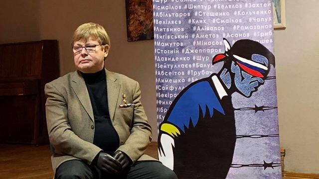 Колишній політв'язень Жемчугов розповів, кого стосуватиметься закон про колабораціонізм