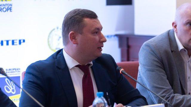 Хочемо провести найкращий чемпіонат за всю історію бідмінтону – Олексій Дніпров