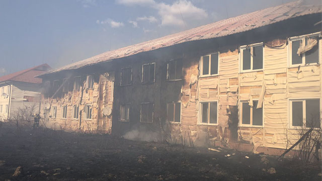 пожежа закарпатська область