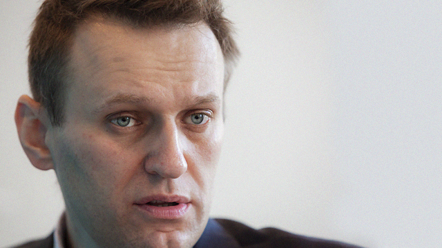 """Сайт Навального відмовився виправляти карту з """"російським"""" Кримом"""