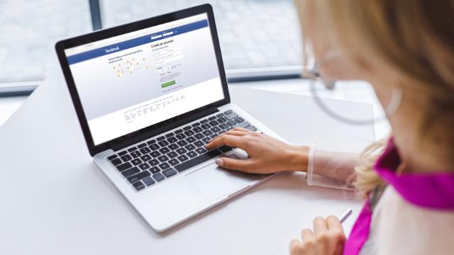 фейсбук, комп, ноут
