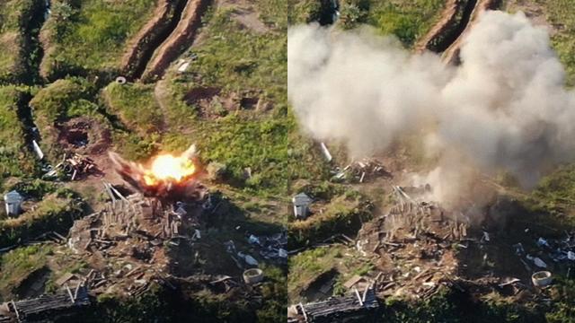 Серія потужних атак: розвідники ЗСУ знищили позиції ворога, техніку та кількох сепаратистів