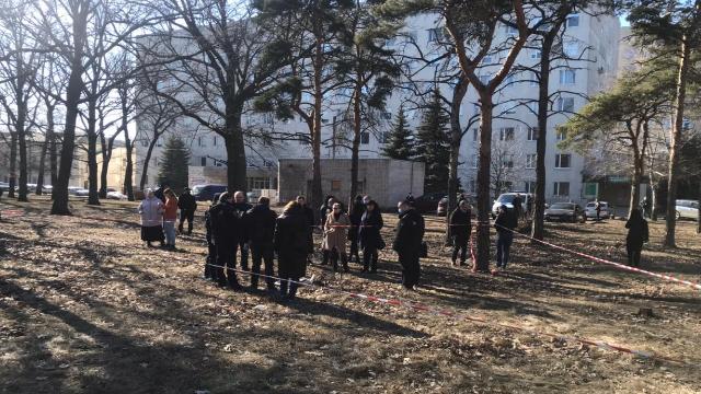 Харків тіло немовляти
