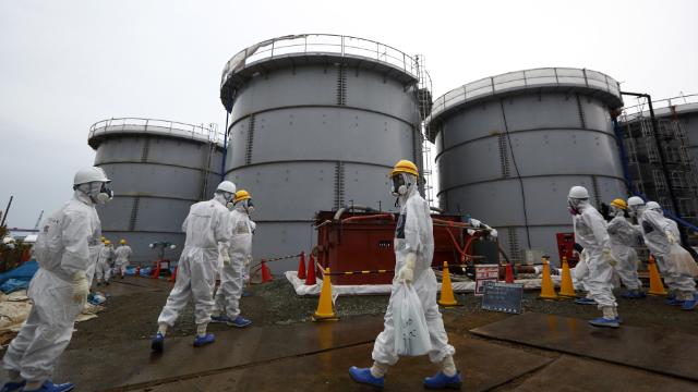 АЕС в Японії Фукушіма-1
