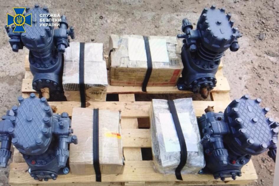 агрегати для кораблів
