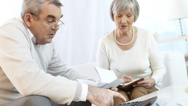 пенсія пенсіонери