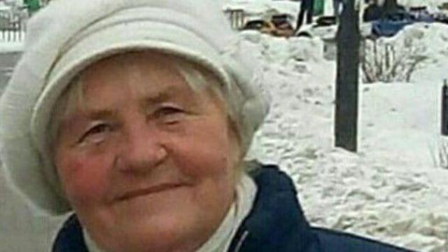 Галина Довгопола, засуджена у Криму українка