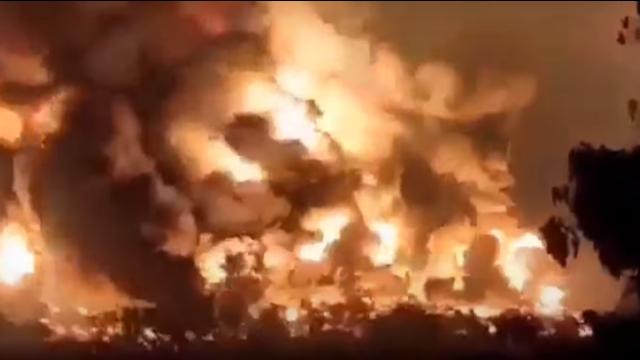 вибух в Індонезії