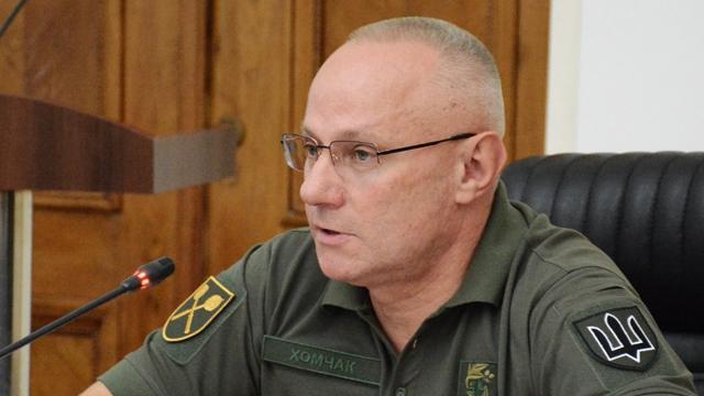 Росія нарощує війська поблизу кордону України: Хомчак назвав регіони