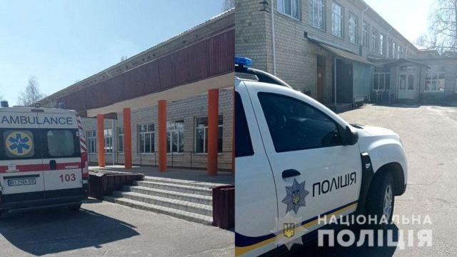 На Полтавщині 12-річна дитина померла під час перерви у школі