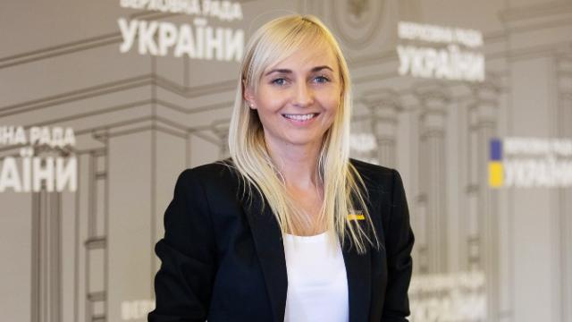 Олександра Устімова