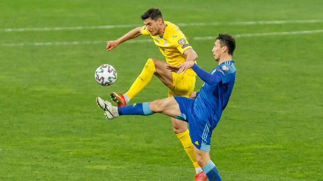 Укриана Казахстан