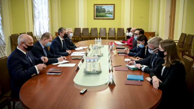 Україна запропонувала НАТО спільні навчання, як відповідь РФ на ескалацію на Донбасі