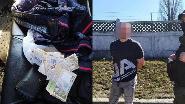 Цеглиною по голові: в Києві чоловіка пограбували на 300 тис. гривень