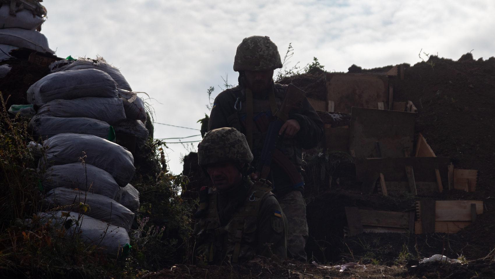 Чого Росія домагається загостренням на Донбасі