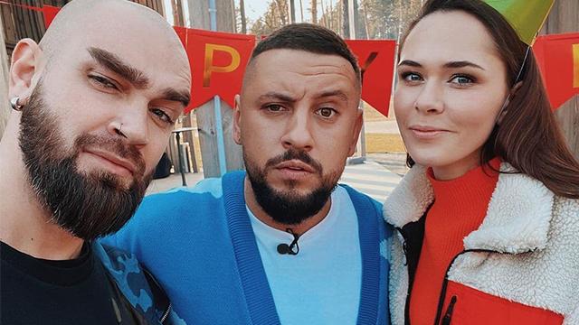 Дима Монатик, Юлия Санина
