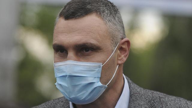 Це відповідальність уряду: Кличко про комендантську годину в Києві