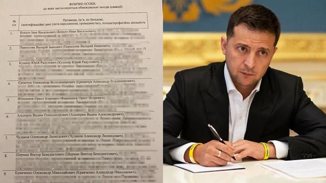 Стали відомі імена топ-10 контрабандистів, які потрапили під санкції РНБО