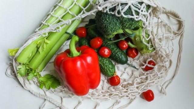 овощи, помидоры, огурцы