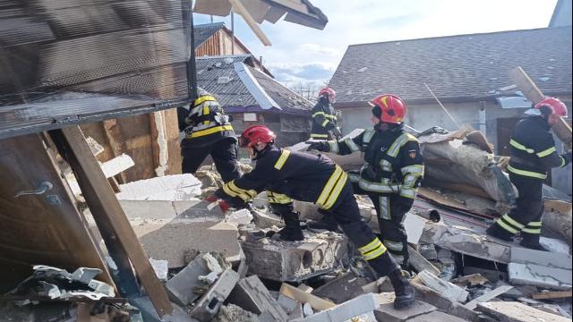 У Києві прогримів вибух – обвалилася двоповерхова будівля