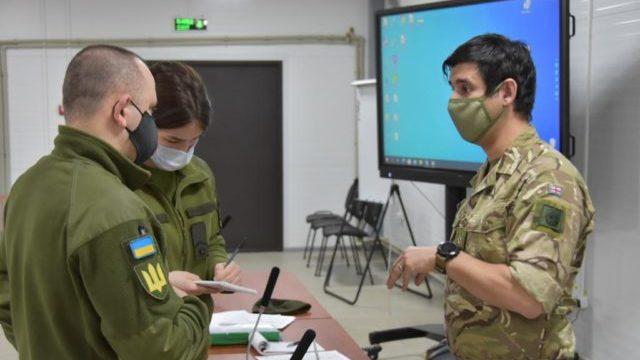 Українські прикордонники проведуть спільні навчання з військовими Британії