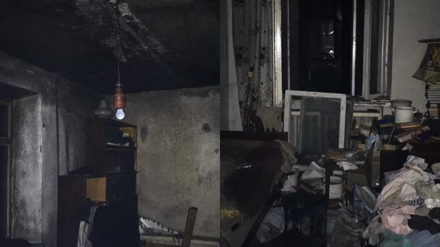 Батька врятували, сина знайшли під обгорілими речима: подробиці пожежі в Житомирі