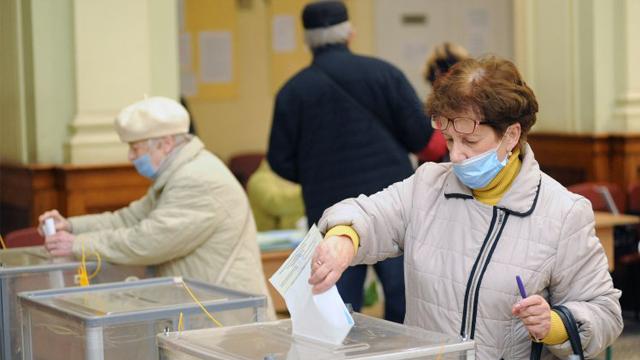 вибори франківськ