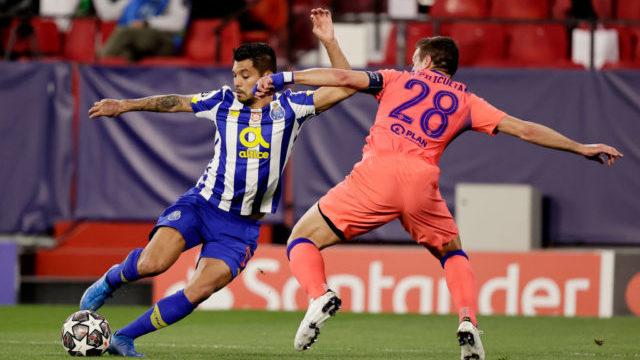 Челсі впевнено обіграв Порту у першому матчі 1/4 фіналу Ліги чемпіонів