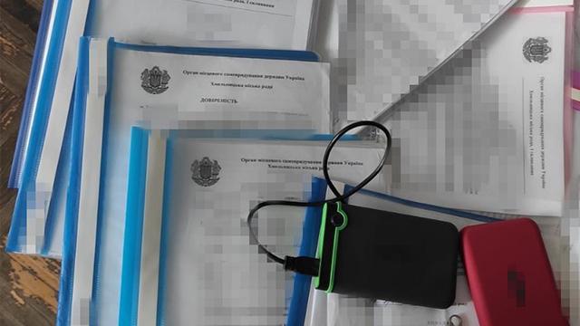 СБУ викрила фейкову міськраду у Хмельницькому – ФОТО