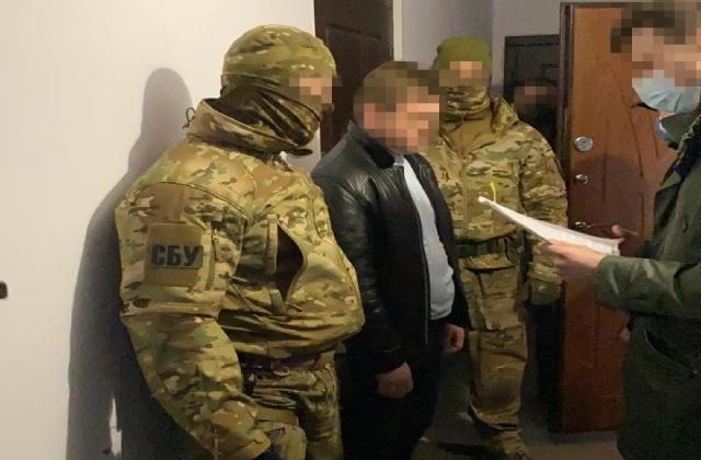 """СБУ затримала представника""""ДНР"""""""