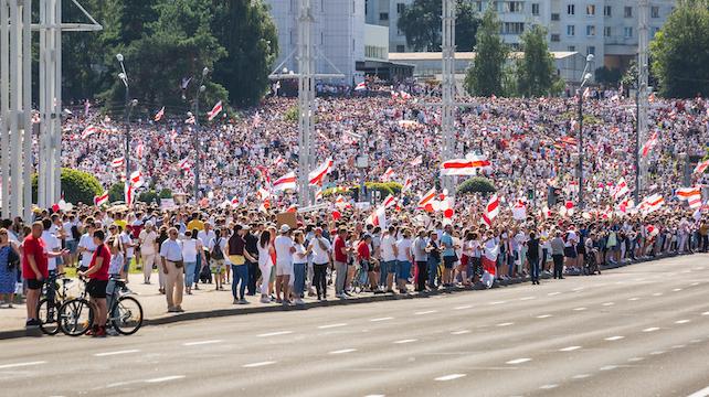 Закончилась, так и не начавшись. Почему произошел провал революции в Беларуси