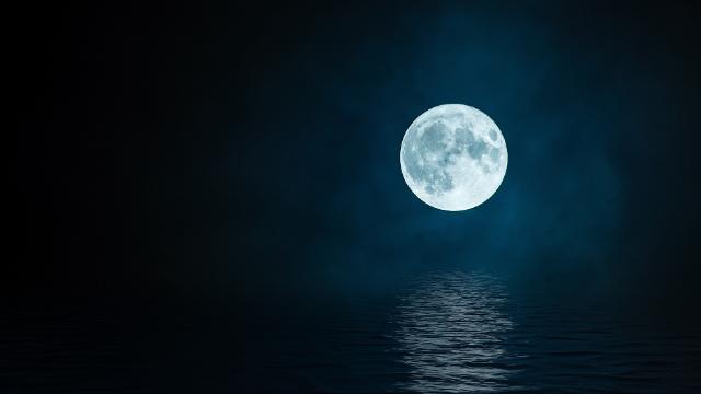 місяць, луна
