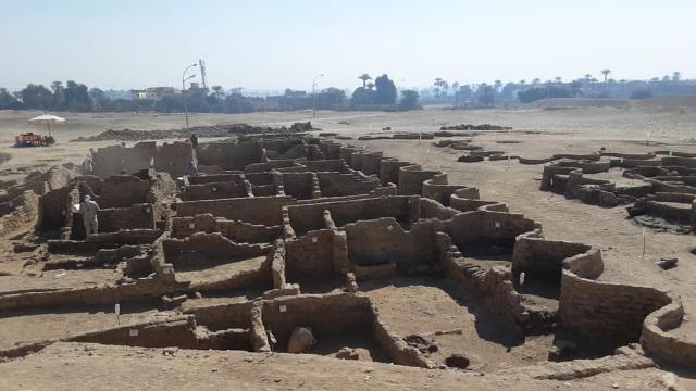 розкопки у Єгипті